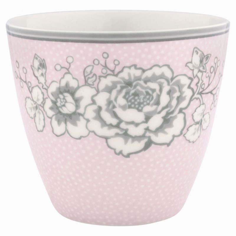 GREEN GATE Latte cup Ella pale pink