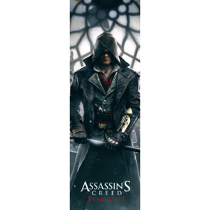 Plagát, Obraz - Assassin's Creed Syndicate - Big Ben, (53 x 158 cm)