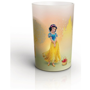 Philips Philips 71711/01/16 - LED Stolná lampa CANDLES DISNEY SNOW WHITE LED/0,125W M3056 + záruka 3 roky zadarmo
