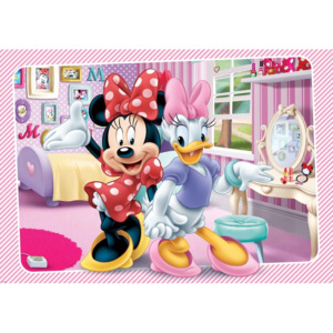 Fototapeta, Tapeta Disney Minnie Mouse, (312 x 219 cm)