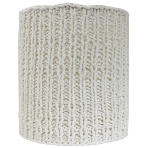 Cylinder Knitted white