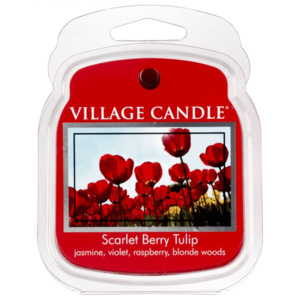 Vosk do aromalampy Scarlet berry tulip