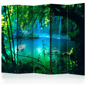 Paraván - Kursunlu Waterfalls II [Room Dividers] 225x172