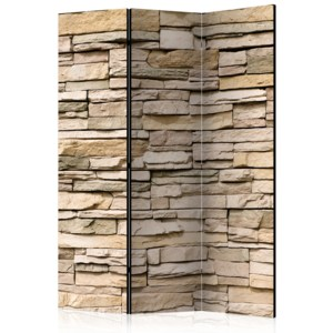 Paraván - Decorative Stone [Room Dividers] 135x172
