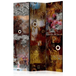 Paraván - Painted Abstraction [Room Dividers] 135x172
