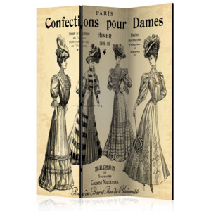 Paraván - Confections pour Dames [Room Dividers] 135x172