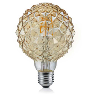 Trio LED FILAMENT E27 4W GLOBE 904-479