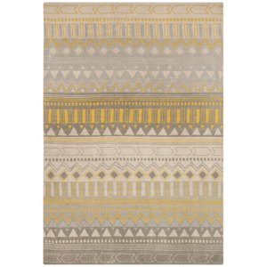 Masiv24 - Koberec ONIX 120x170cm ON11 Tribal Mix Yellow