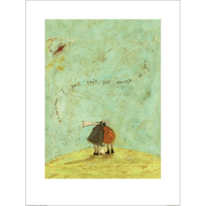 Reprodukce, Obraz - Sam Toft - I Just Can't Get Enough of You, (60 x 80 cm)