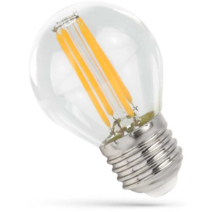 Spectrum LED FILAMENT E27 MB 4W PREMIUM CLEAR WOJ14072