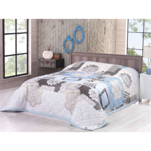 Bade Home SK,Prehoz Lace tyrkys 220x240cm