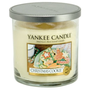 Yankee Candle vonná svíčka Christmas Cookie Décor malá
