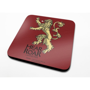 Game of Thrones - Lannister Podtácok