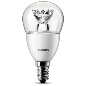 PHILIPS LED ŽIAROVKA 4W/25W E14 MINI čÍRA LOTUS TECHNOLOGY