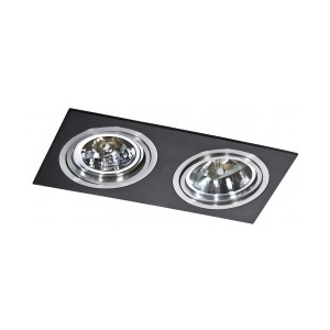 AZZARDO SIRO 2 GM2200(black/aluminium)