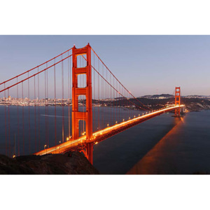 Architektúra Obrazy - Golden Gate zs24207