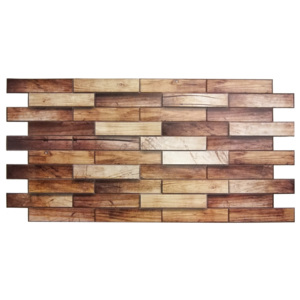 PVC 3D obklad - Walnut Panel
