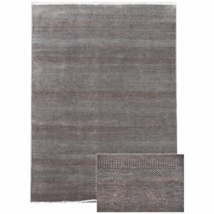 Diamond Carpets koberce ručne viazany kusový koberec Diamond DC-MCN Light grey/brown - - 180x275 -