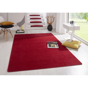 Hanse Home Collection koberce Koberec Fancy 103012 Rot - 133x133 - kruh cm