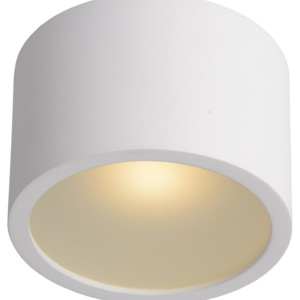 Lucide Lucide 17995/01/31 LILY Ceiling Light IP54 G9exl D8.9 H6cm White