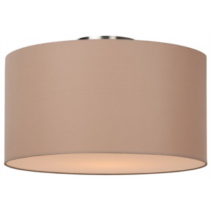 Lucide Lucide CORAL Ceiling Light E27 D45 H25cm Brown- 61113/45/41