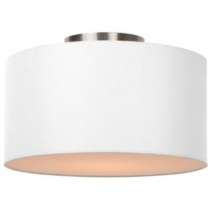 Lucide Lucide CORAL Ceiling Light E27 D35 H20cm White- 61113/35/31