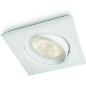Massive - Philips Massive-Philips 59081/31/16 GALILEO recessed LED white 1x4W SEL, bodové svietidlo