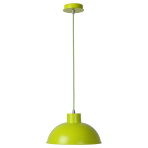 Lucide Lucide 31456/30/85 BORIS Pendant D30cm E27 Apple Green