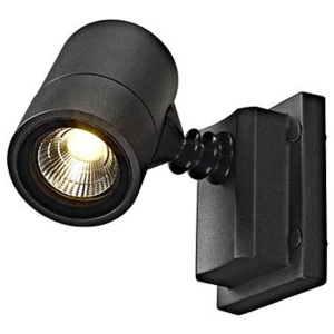 Schrack Technik Schrack Technik NEW MYRA WALL LED pris., nástenné, antracit, 5W, 3000K, IP55