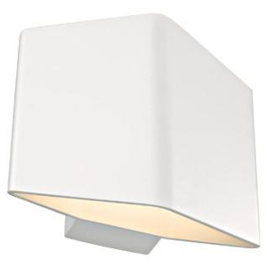 Schrack Technik Schrack Technik LI151701 CARISO, LED WALL LUMINAIRE 1, 7,5W LED, 3000K, biela