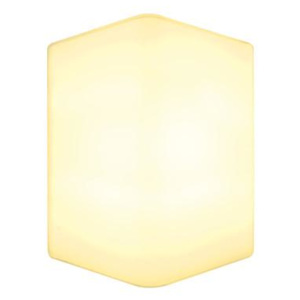Schrack Technik Schrack Technik LI151722 CARISO, LED WALL LUMINAIRE Glas, 7,5W LED, 3000K, white
