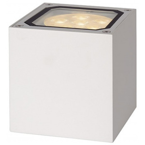 Lucide Lucide 27859/12/31 LED-BOX Wall Light 12W 3000K IP54