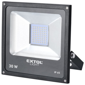 EXTOL LIGHT ECONOMY LED reflektor 2100 lm 43223