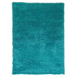 Tyrkysový koberec Flair Rugs Cariboo Turquoise, 60 × 110 cm