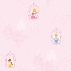 Graham & Brown - Kids @ Home - Princess Fairytale Dream D71699