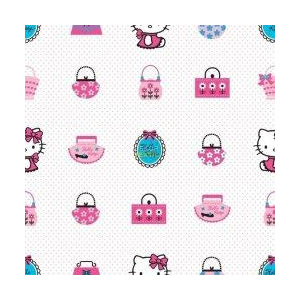 Graham & Brown - Kids @ Home - Hello Kitty Fashion DF73499