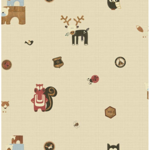 Graham & Brown - Kids @ Home - Woodland Critters 50-573