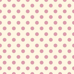 Graham & Brown - Kids @ Home - Pink Polka Flock 70-229
