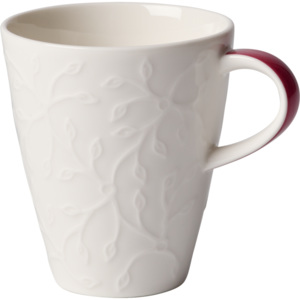 Villeroy & Boch Caffè Club Floral Touch of Rose hrnček, 0,35 l