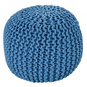 Sedací puf Cool pouf 777 denim