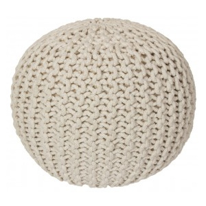 Sedací puf Cool pouf 777 cream
