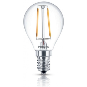LED ŽIAROVKA PHILIPS FILAMENT 2,3W/25W E14 WW MINICL