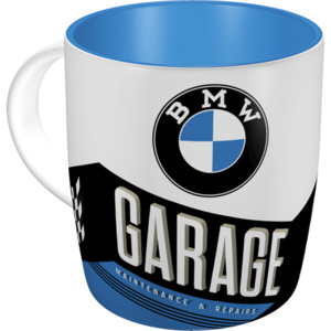 Nostalgic Art Hrnček - BMW Garage