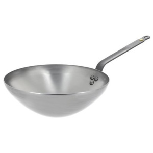 WOK panvica Mineral B De Buyer 24 cm