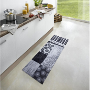 Zala Living - Hanse Home koberce behúň 50x150 cm Cook & Clean 102449 - 102449 - 50x150 - 102449