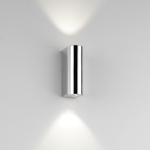 Moderné svietidlo ASTRO Alba MK2 LED up/down wall light chrome 1145002