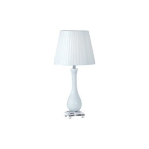IDEAL LUX LILLY TABLE TL1 026084 STOLNÁ BIELA