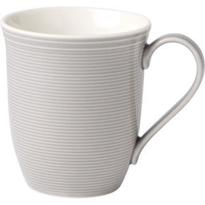 Villeroy & Boch Vivo Color Loop Stone Hrnček, 0,35 l