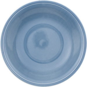Villeroy & Boch Vivo Color Loop Horizon Hlboký tanier, 23,5 cm