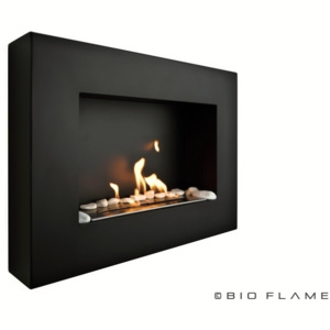 Biokrb Grand S black Close (50 x 70 x 12 cm)